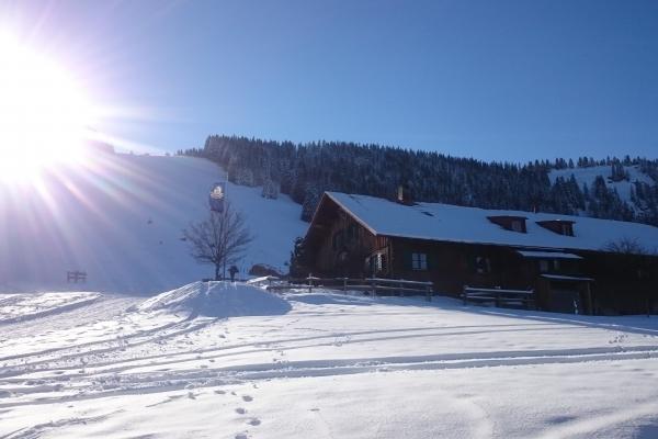 Obere Kalle im Winter